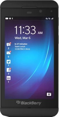Blackberry Z10 Special Price (Charcoal Black, 16 GB)(2 GB RAM)
