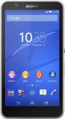 Sony Xperia E4 Dual Sim (White, 8 GB)(1 GB RAM)