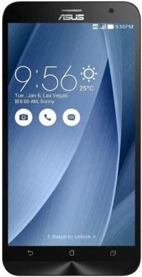 Asus Zenfone 2 ZE551ML (Silver, 128 GB)(4 GB RAM)