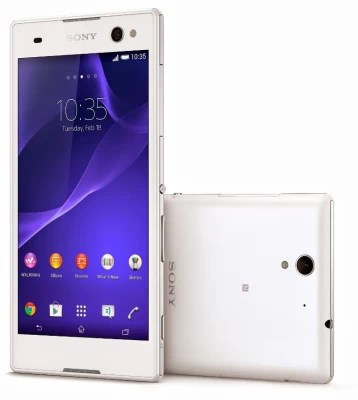 Sony T2 Ultra (White, 8 GB)(1 GB RAM)
