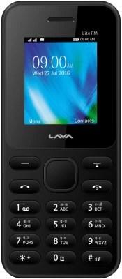 Lava ARC Lite FM(Black)