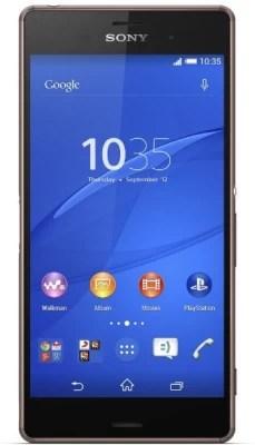 Sony Xperia Z3 (Copper, 16 GB)(3 GB RAM)