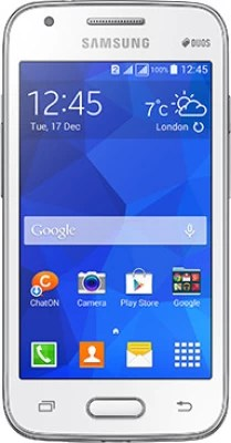 Samsung Galaxy S Duos 3 (Ceramic White, 4 GB)(512 MB RAM)