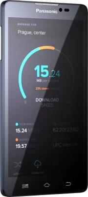 Panasonic P55 (Deep Blue, 4 GB)(1 GB RAM)