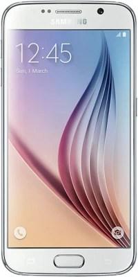 Samsung Galaxy S6 (White Pearl, 64 GB)(3 GB RAM)
