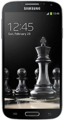Samsung Galaxy S4 (Deep Black, 16 GB)(2 GB RAM)