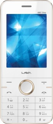 Lava ARC One(White)