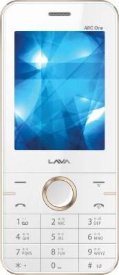 Lava ARC One(White)
