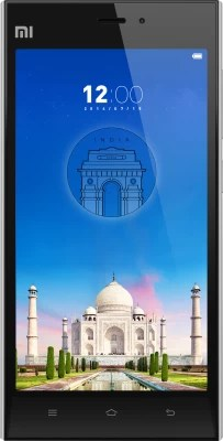 MI3 (Metallic Grey, 16 GB)(2 GB RAM)