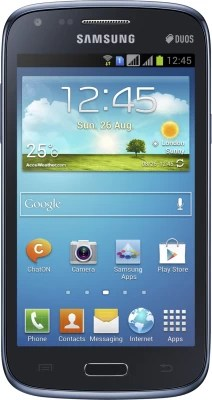 Samsung Galaxy Core (Metallic Blue, 8 GB)(1 GB RAM)