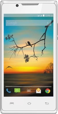 Lava Flair P1i (White, 512 MB)(256 MB RAM)