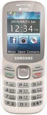 Samsung Metro B313E Dual Sim - White(White)