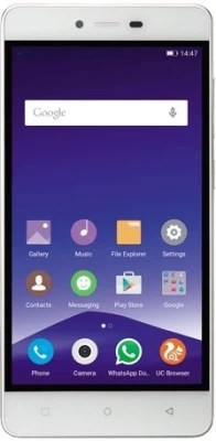 Gionee F103 3GB RAM Version (White, 16 GB)(3 GB RAM)