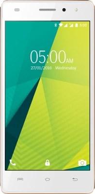 Lava X11 4G (White & Gold, 8 GB)(2 GB RAM)
