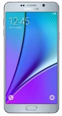 Samsung Galaxy Note 5 (Silver Titanium, 32 GB)(4 GB RAM)