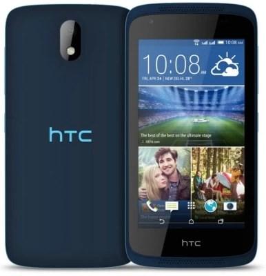 HTC Desire 326G DS (Blue, 8 GB)(1 GB RAM)