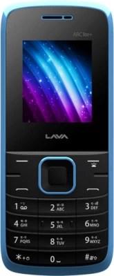 Lava ARC Lite Plus(Black and Blue)