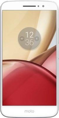 Moto M (Silver, 32 GB)(3 GB RAM)