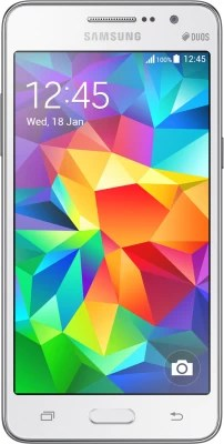 Samsung Grand Prime (White, 8 GB)(1 GB RAM)