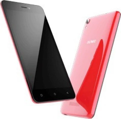 Gionee Pioneer P5W (Red, 16 GB)(1 GB RAM)