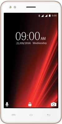 Lava X19 (Gold, 8 GB)(2 GB RAM)