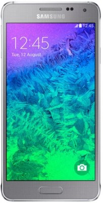 Samsung Galaxy Alpha (Chrome, 32 GB)(2 GB RAM)