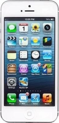 Apple iPhone 5 (White, 16 GB)