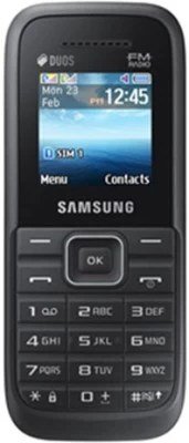 Samsung Guru FM Plus(Black)