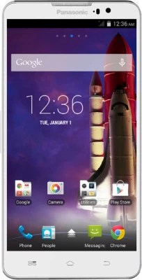 Panasonic Eluga S (White, 8 GB)(1 GB RAM)