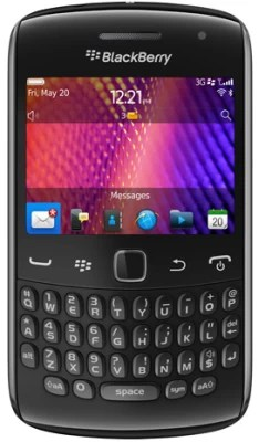 Blackberry 9360 (Black, 512 MB)(512 MB RAM)