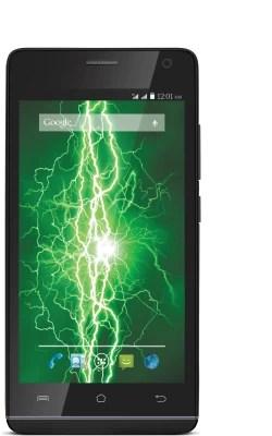 Lava Iris Fuel 50 With Flip Cover (Black, 8 GB)(1 GB RAM)