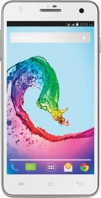 Lava Iris X5 (White, 8 GB)(1 GB RAM)