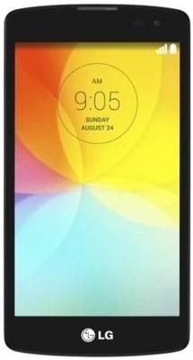 LG L Fino (Black Titan, 4 GB)(1 GB RAM)