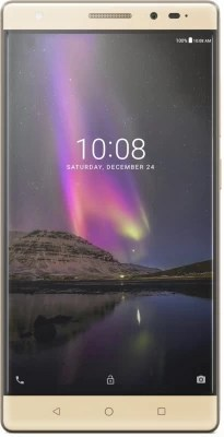 Lenovo Phab 2 Pro 64 GB 6.4 inch with Wi-Fi+4G Tablet(Champagne Gold)
