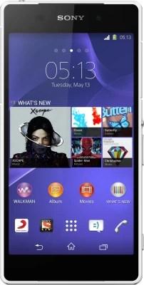 Sony Xperia Z2 (White, 16 GB)(3 GB RAM)