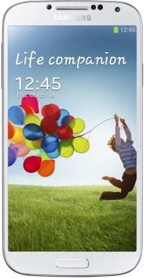 Samsung Galaxy S4 (White Frost, 16 GB)(2 GB RAM)