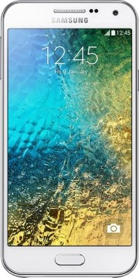 Samsung Galaxy E5 (White, 16 GB)(1.5 GB RAM)