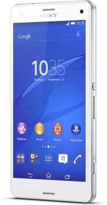 Sony Xperia Z3 Compact (White, 16 GB)(2 GB RAM)