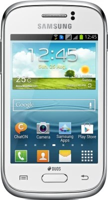 Samsung Galaxy Young (White, 2 GB)(512 MB RAM)