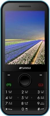 Sansui A11(Black & Blue)
