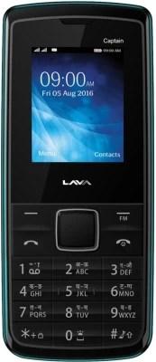 Lava Captain K1 Plus(Black Blue)