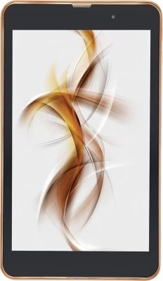 Iball Slide Nimble 4GF 16 GB 8 inch with Wi-Fi+4G(Rose Gold)