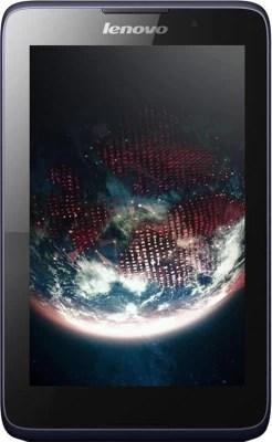 Lenovo A7-30 Tablet(Black)
