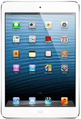 Apple iPad mini 32 GB 7.9 inch with Wi-Fi+3G(White and Silver)