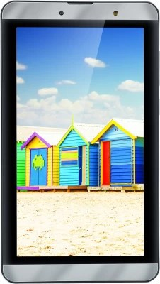 Iball Gorgeo 4GL 8 GB 7 inch with Wi-Fi+4G(Black)