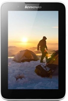 Lenovo A7-30 Tablet(White)