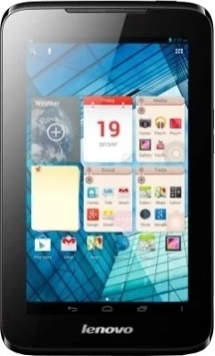 Lenovo A1000L Tablet (Wi-Fi, 8 GB)(Black)