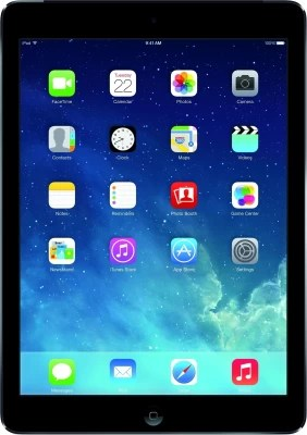 Apple iPad Air 16 GB 9.7 inch with Wi-Fi+3G(Space Grey)