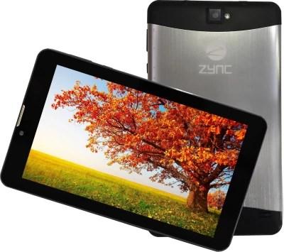 Zync Z900 8 GB 7 inch with Wi-Fi+3G(Silver Metal)