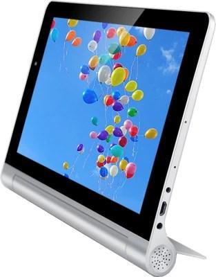 Iball Brace-X1 Mini 16 GB 8 inch with Wi-Fi+3G(Classic Silver)